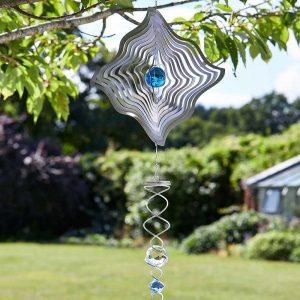 """Smart Garden 12"""" Radiance Diamond Spinner"""