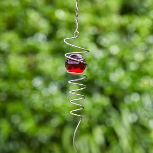Smart Garden 13'' Red Spinning Helix