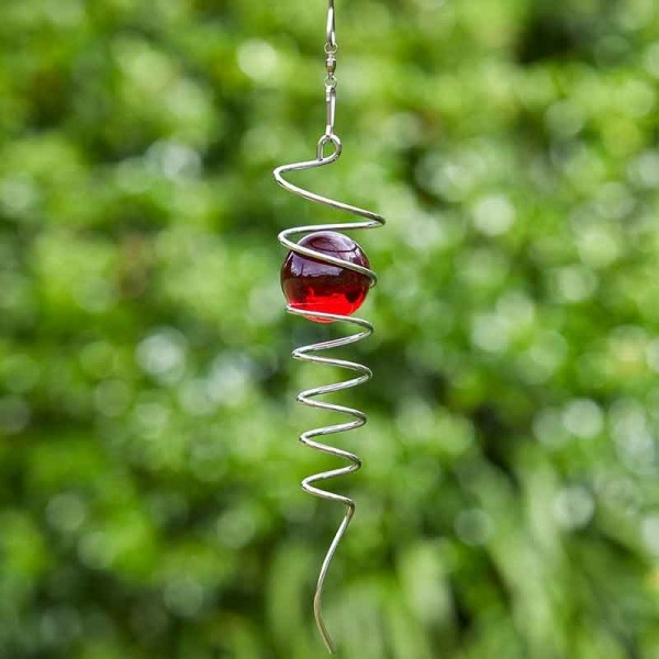 Smart Garden 13'' Red Spinning Helix
