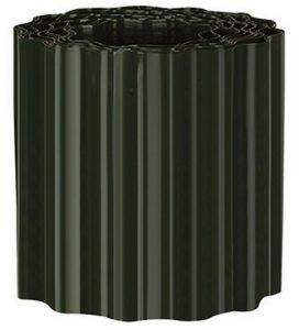 Gardman Durable Plastic Lawn Edging - 9m x 165mm