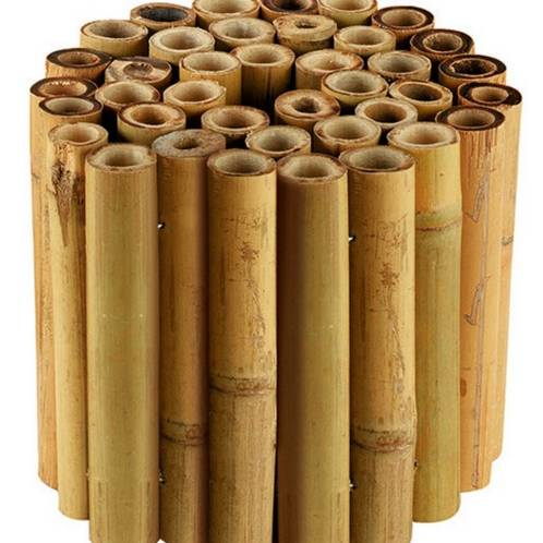 Gardman 30cm Bamboo Edging Roll