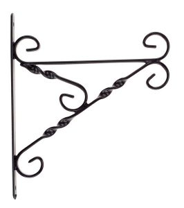"Gardman 40cm (16"") Heavy Duty Hanging Basket Bracket"