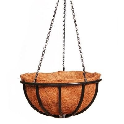 Botanico Ironmonger Round Basket - 18