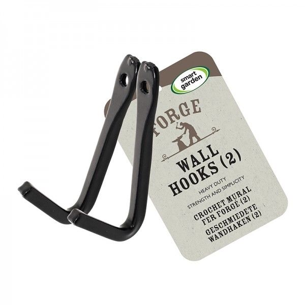 Smart Garden Forge Wall Hooks (2)