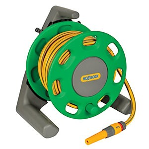 Hozelock Compact Reel+25m MP & Nozzle (2412)
