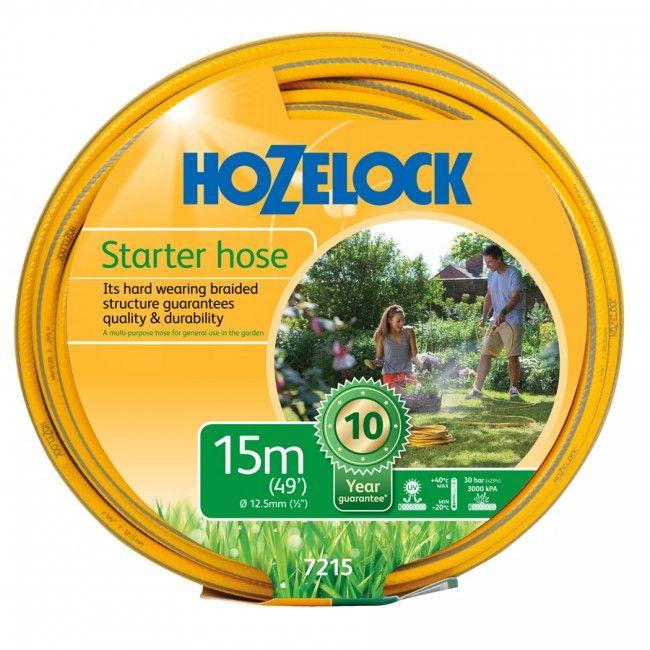 Hozelock 15m Starter Hose (7215)