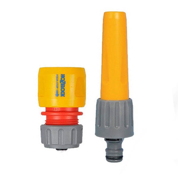Hozelock Nozzle and Waterstop (2292)
