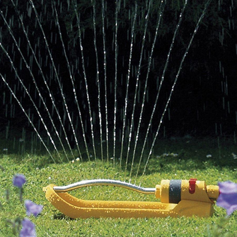 Hozelock Rectangular Sprinkler Plus 180 Sq m & FOC W'sop (2972)