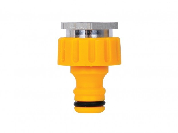 Hozelock Indoor Threaded Tap Connector 22mm M22 Female (2304) (2304)