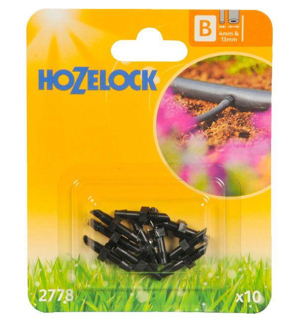 Hozelock 4mm Straight Connector (2778)