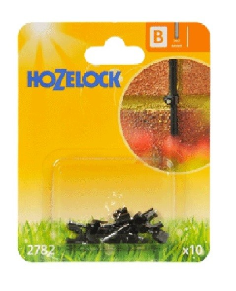 Hozelock 4mm Hose Wall Clip (2782)