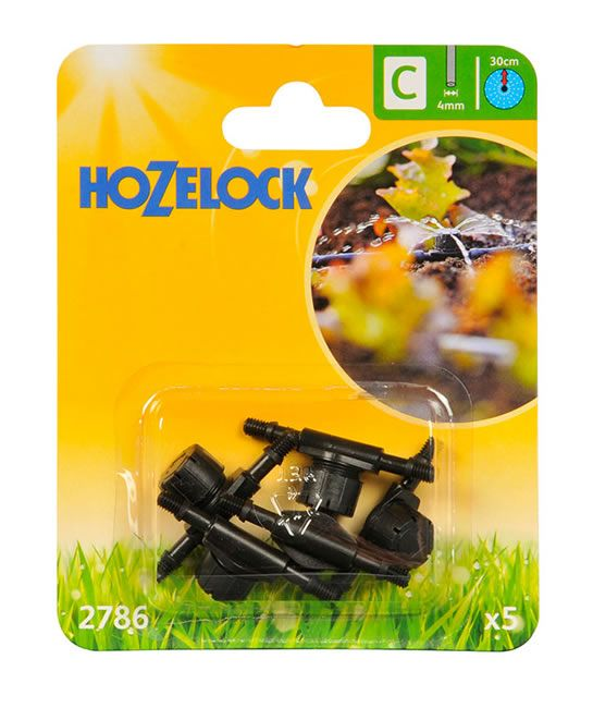 Hozelock In Line Adjustable Mini Sprinkler (2786)