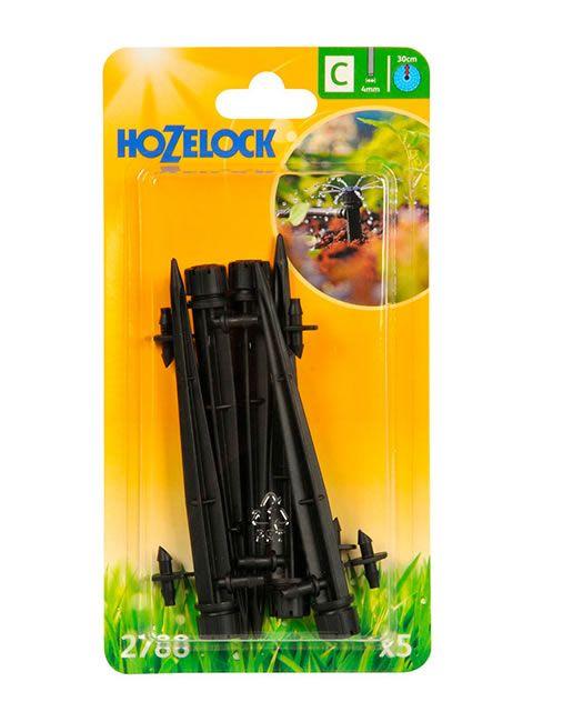 Hozelock End of Line Adjustable Mini Sprinkler on Stake (2788)