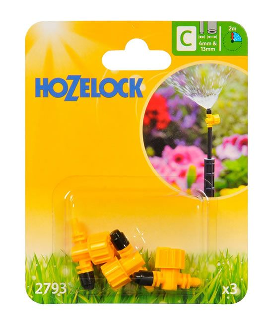 Hozelock 90 Degree Adjustable Micro Jet (2793)