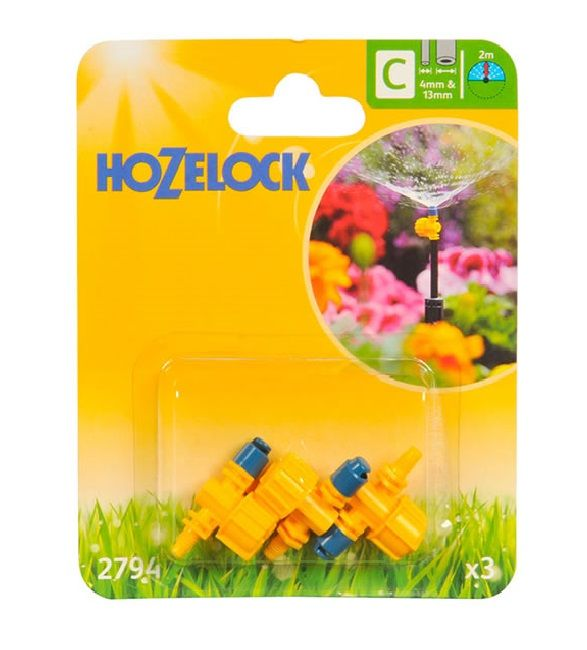 Hozelock 180 degree Adjustable Micro Jet (2794)