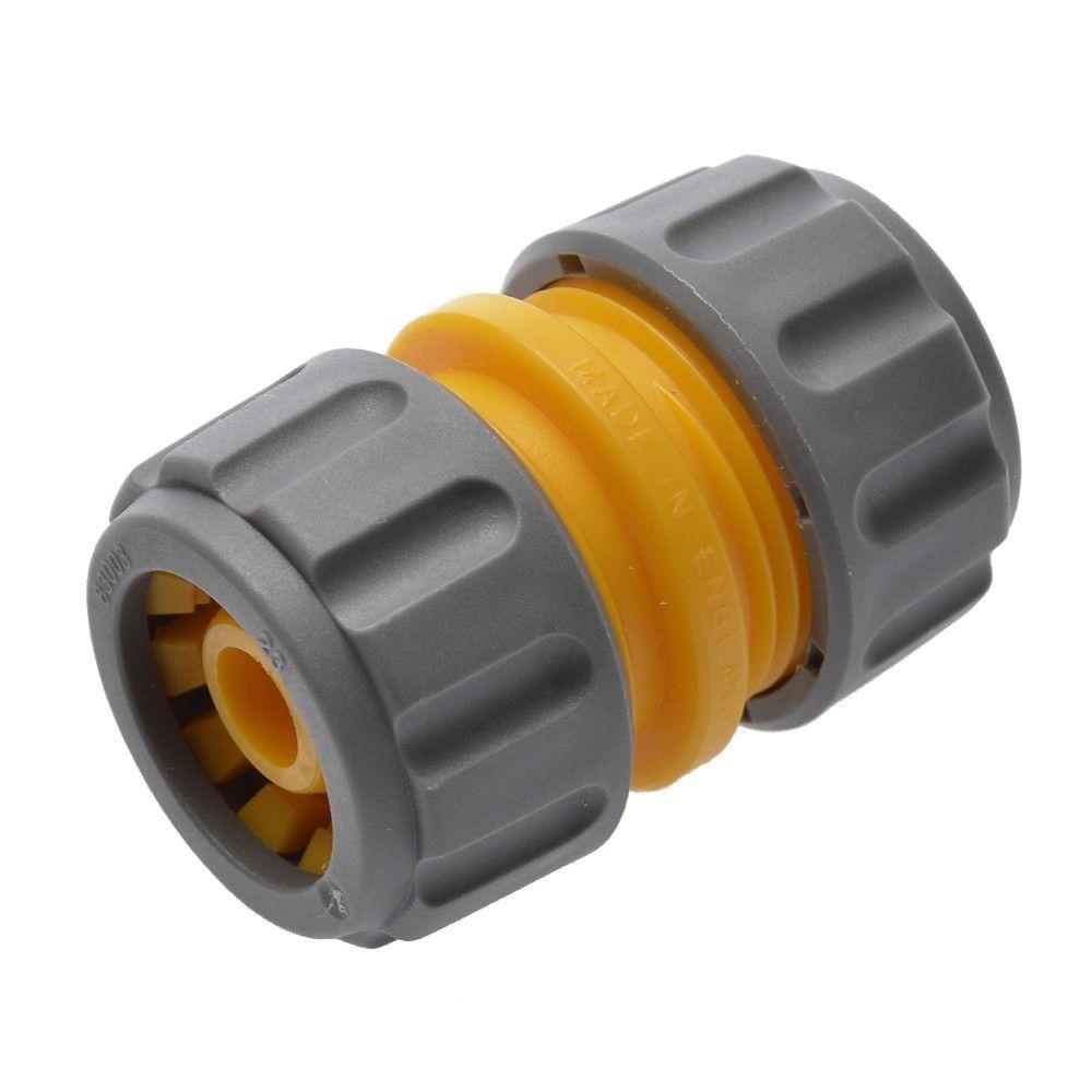 """Hozelock Hose Repair Connector for 1/2"""" Hose (2100)"""
