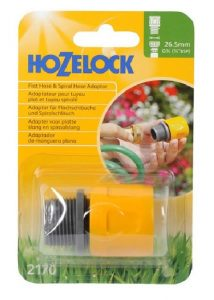 Hozelock Flat Hose Adaptor (2170)