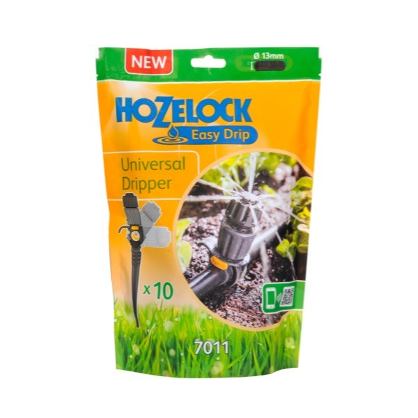 Hozelock Universal Dripper (10 Pack) (7011)