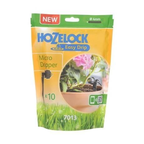 Hozelock Micro Universal Dripper (10 Pack) (7013)
