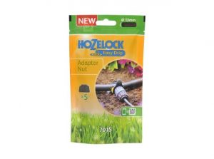 Hozelock Adaptor Not (5 Pack) (7015)