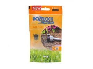 Hozelock End Plug (2 Pack) (7016)