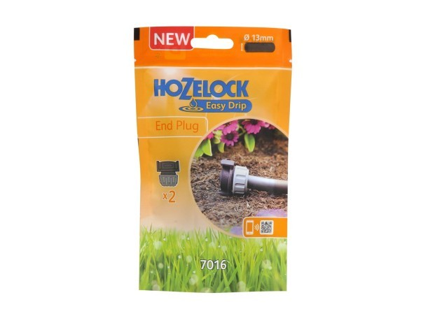Hozelock End Plug (2 Pack) (7016)
