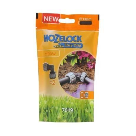 Hozelock Elbow (2 Pack) (7019)