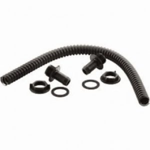 Harcostar Water Butt Linking Kit - Black