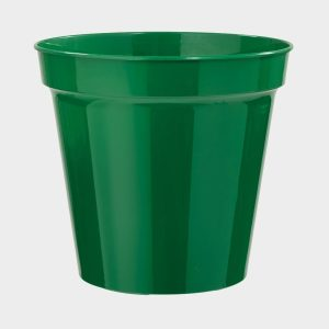 "Stewart 7.6cm (3"") Flower Pot x10 (Multi-Packs) Green"