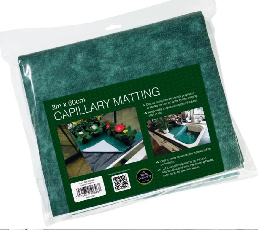 Garland Capillary Matting 2m x 60cm