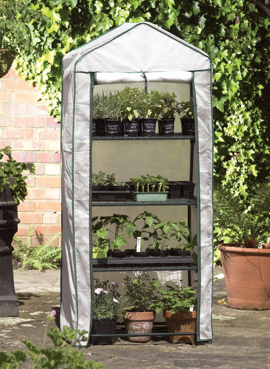 Botanico Let's Grow 4 Tier Fleece Growhouse Cover