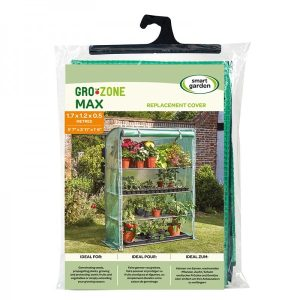 Smart Garden Gro-Zone Max Growhouse Replacement Cover