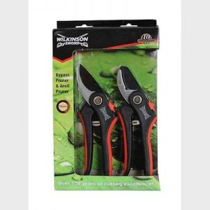Wilkinson Sword Bypass & Anvil Twin Pack