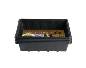 Garland Professional Half Seed Tray (5 Pack)