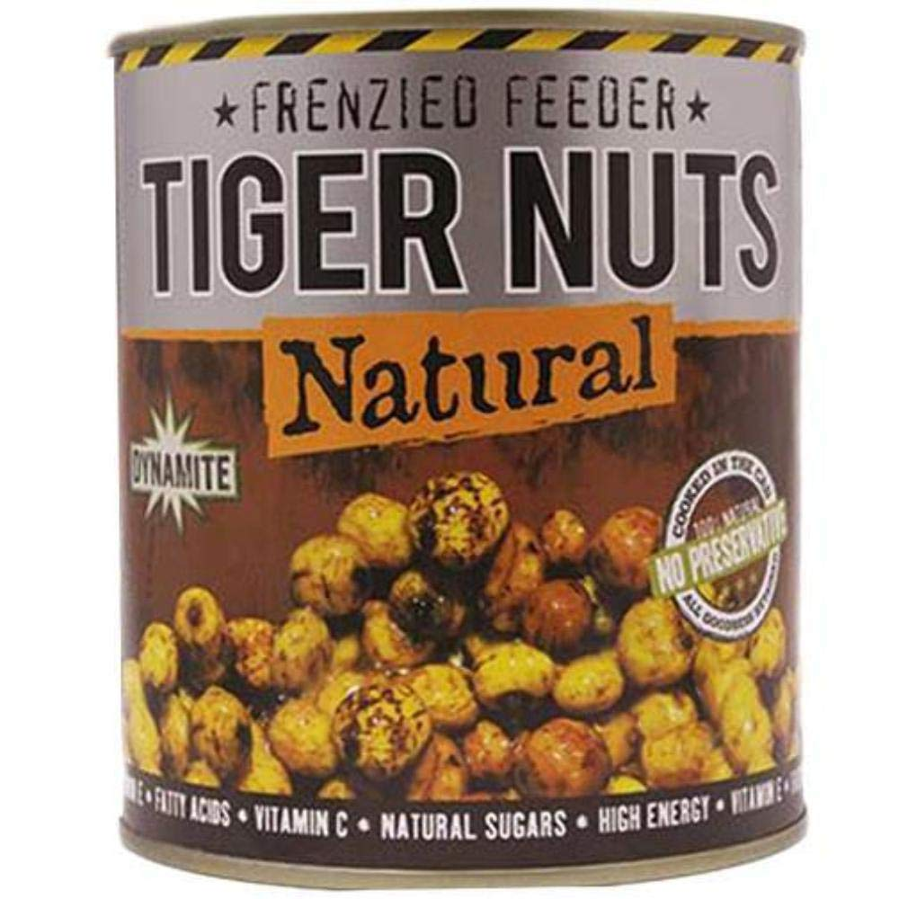 Tiger Nuts Can - 800g