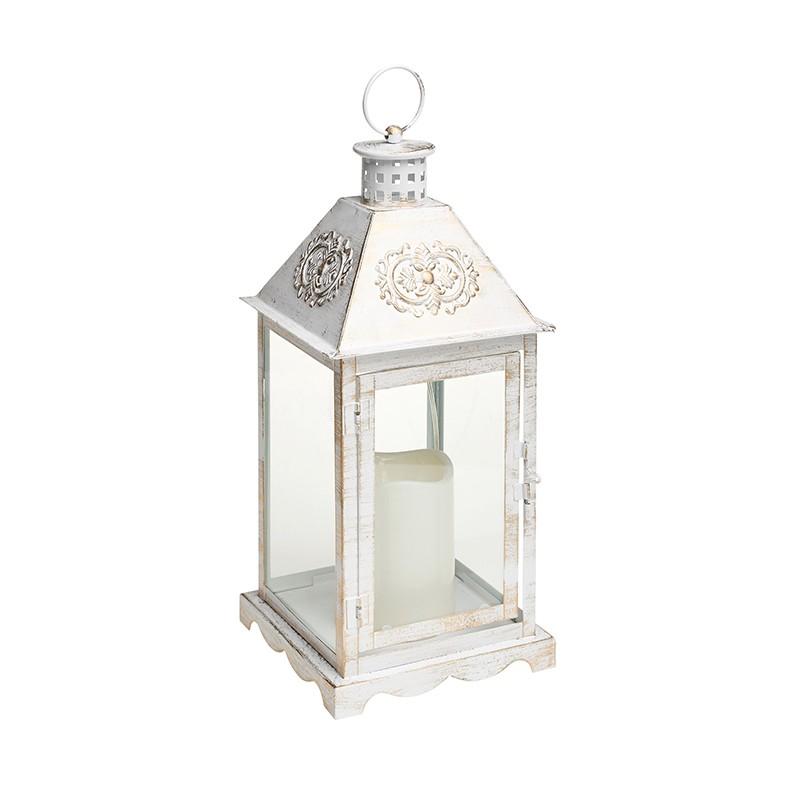 Cole & Bright Solar Arlette Lantern - Large