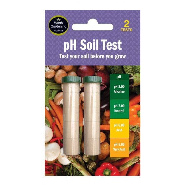 Garland pH Soil Test (2 Tests)