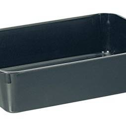 Stewart 22cm Premium Gravel Tray (without holes) Black