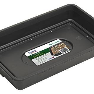 Stewart 38cm Premium Gravel Tray (without holes) Black