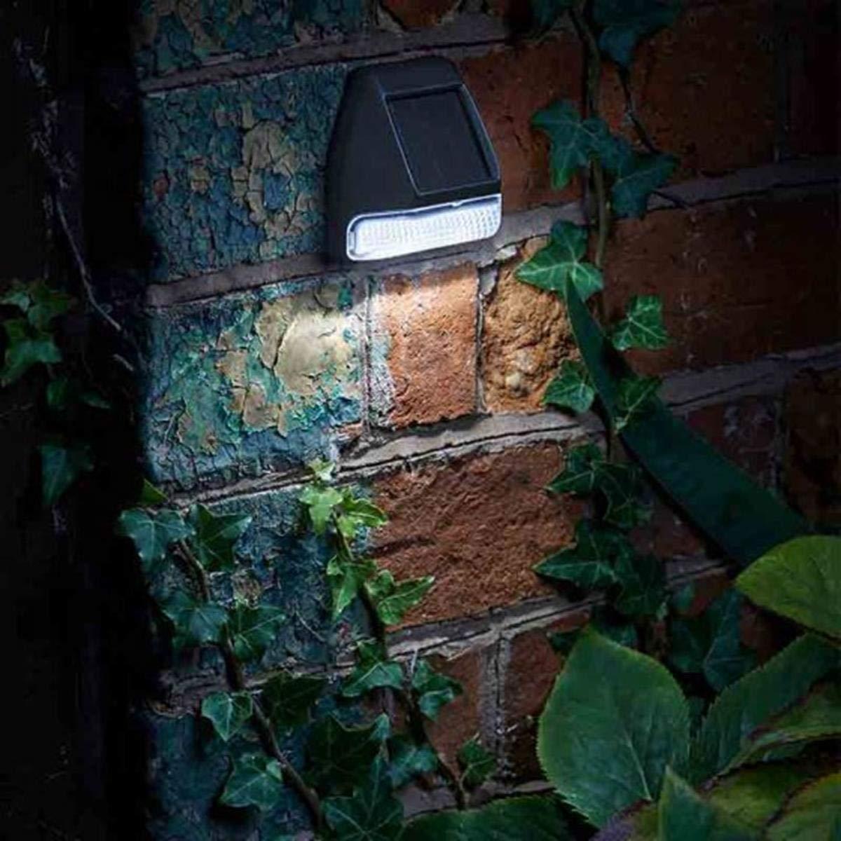 Smart Garden Wall Fence & Post Light 4pk 3L