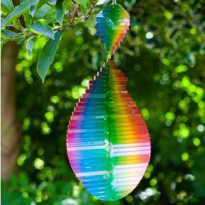 Smart Garden Rainbow Wave Spinner 18cm