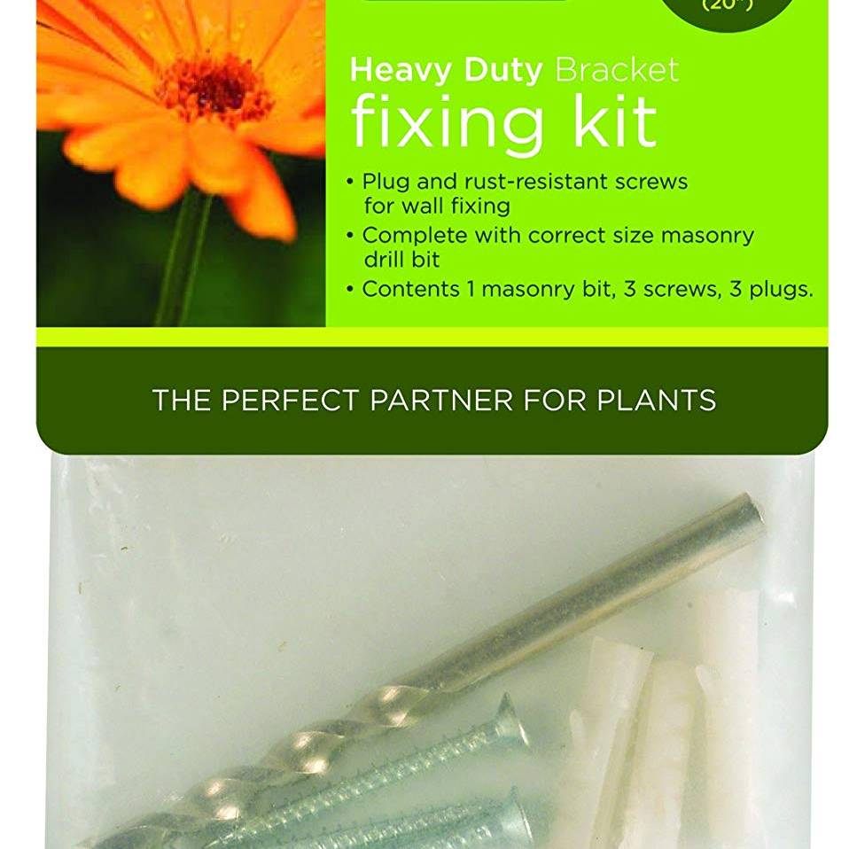 Gardman Heavy Duty Bracket Fixing Kit