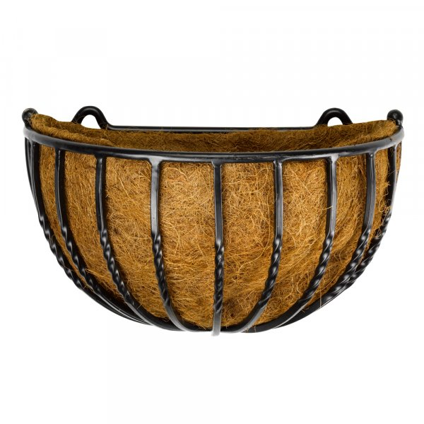 "Smart Garden 16"" Forge Wall Basket"