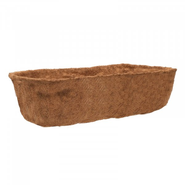 "Smart Garden 24"" Coco Forge Patio Trough Liner"