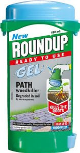 Round Up Path And Drive Gel - 150ml