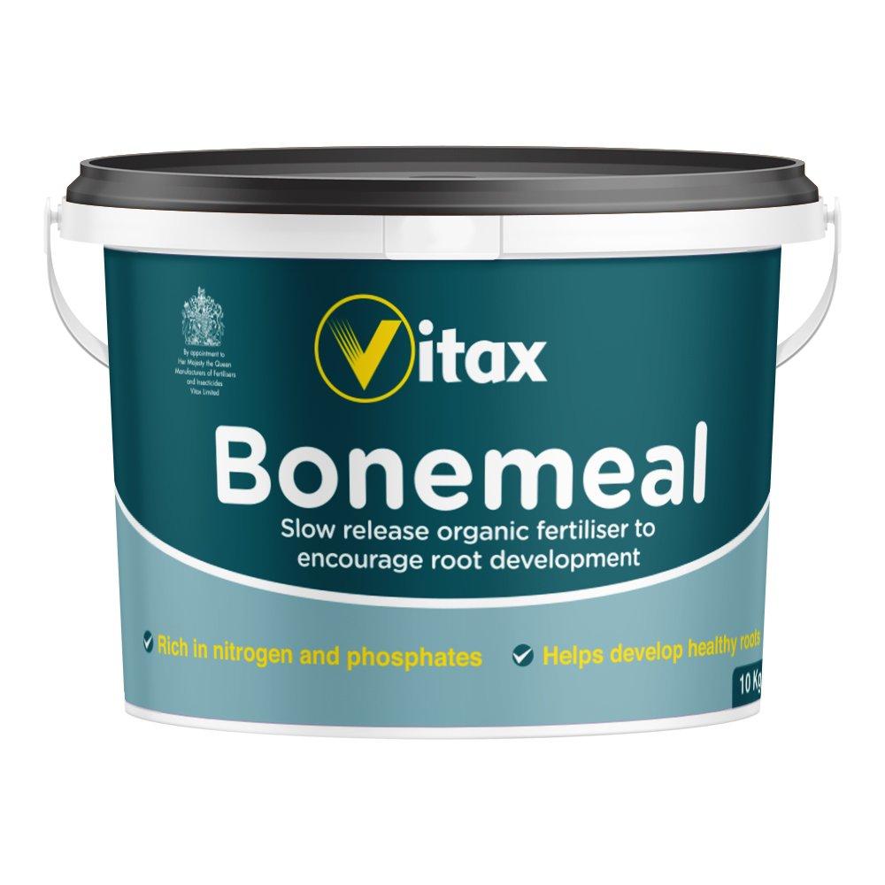 Vitax Organic Bonemeal Fertiliser 10kg Tub