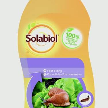 Solabiol Slug Killer Pellets - 350g