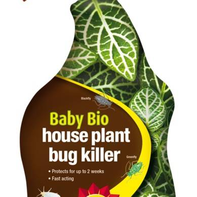 Baby Bio House Plant Bug Killer 1L
