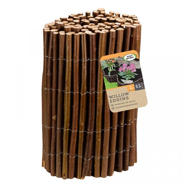Smart Garden Willow Edging 30cm x 2m