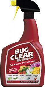 Bugclear Ultra Spray - 1L
